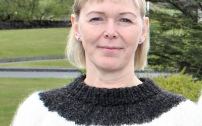 Fanney Ásgeirsdóttir nýr formaður USVS